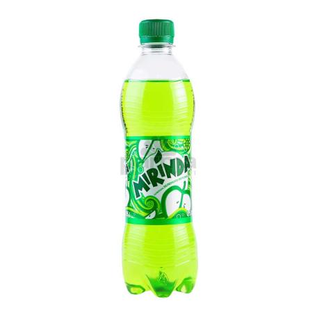 Զովացուցիչ ըմպելիք «Mirinda» կանաչ խնձոր 500մլ