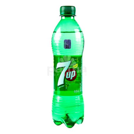 Զովացուցիչ ըմպելիք «7up» կիտրոն, լայմ 500մլ