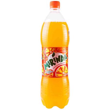 Զովացուցիչ ըմպելիք «Mirinda» նարինջ 1.25լ