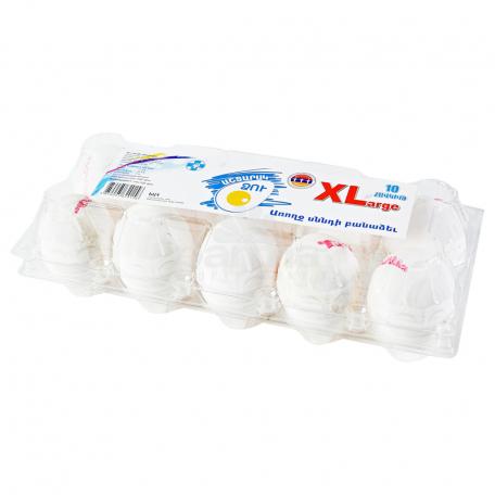 Հավկիթ «Աշտարակ XL» 10 հատ