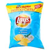 Չիպս «Lays» թթվասեր 40գ