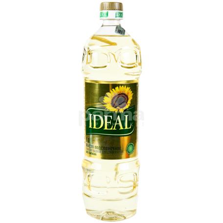 Ձեթ արևածաղկի «Ideal» 1լ