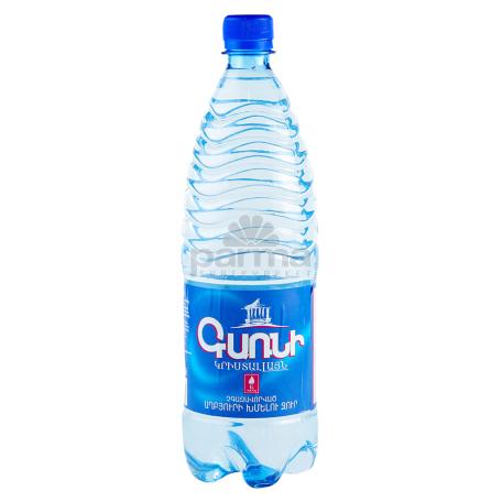 Աղբյուրի ջուր «Գառնի» 1լ