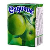 Հյութ բնական «Садочок» խնձոր 200մլ