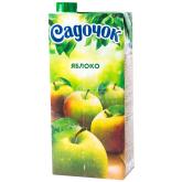 Հյութ բնական «Садочок» խնձոր 950մլ