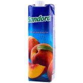 Հյութ բնական «Sandora» դեղձ 970մլ