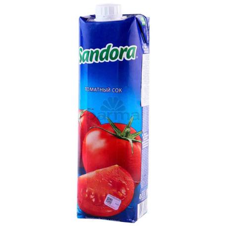 Հյութ բնական «Sandora» լոլիկ 950մլ