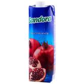 Հյութ բնական «Sandora» նուռ 1լ