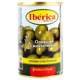 Ձիթապտուղ «Iberica» կանաչ 300գ
