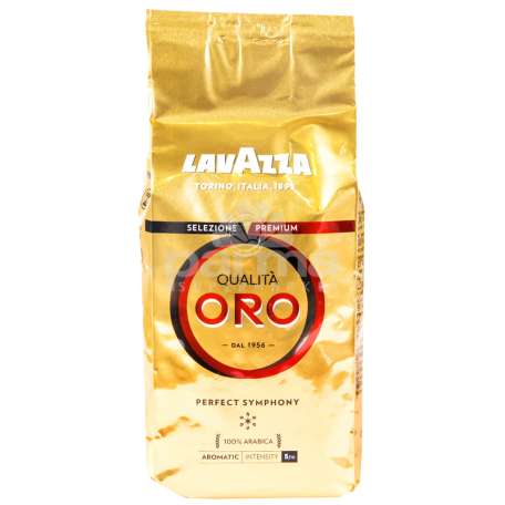 Սուրճ հատիկավոր «LavAzza Qualita Oro» 500գ