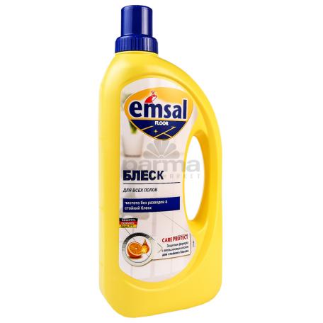 Հատակ փայլեցնող միջոց «Emsal» նարինջ 1լ