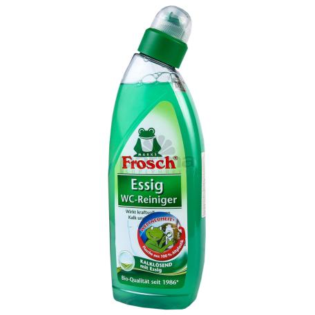Հեղուկ զուգարանակոնքի «Frosch Essig» 750մլ