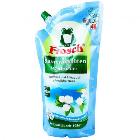 Լվացքի փափկեցնող միջոց «Frosch Morgenfrische» 1լ