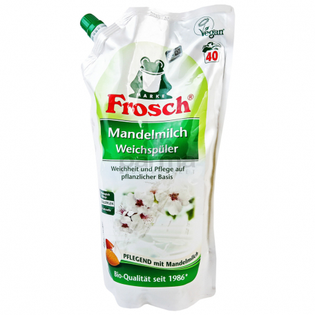 Լվացքի փափկեցնող միջոց «Frosch» նուշ 1լ