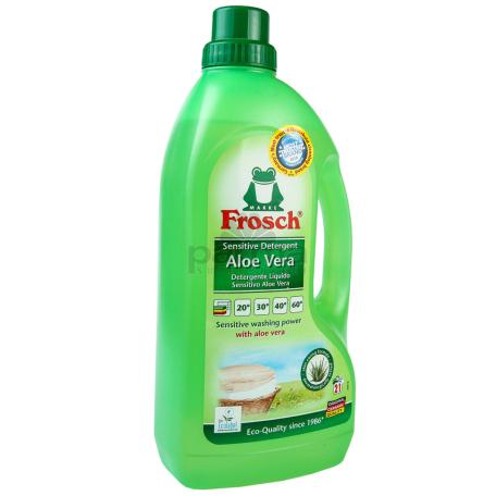 Հեղուկ լվացքի «Frosch» ունիվերսալ 1.5լ