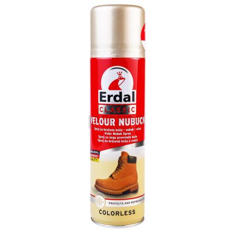 Սփրեյ զամշե կոշիկի «Erdal» անգույն 250մլ