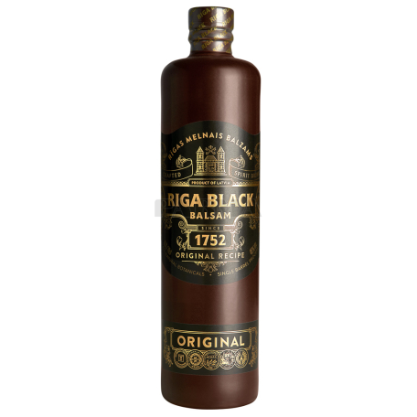 Լիկյոր «Riga Black Balsam Original» 45% 700մլ