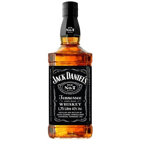 Վիսկի «Jack Daniel`s No.7» 1.75լ