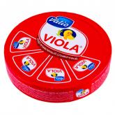 Հալած պանիր «Viola» սերուցքային 130գ