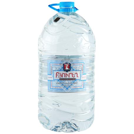 Աղբյուրի ջուր «Բյուրեղ» 5լ