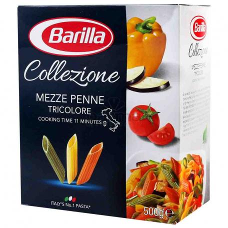 Մակարոն «Barilla № 78 Tricolore» 500գ
