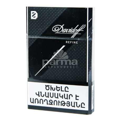 Ծխախոտ «Davidoff zino black»