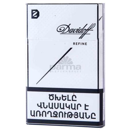 Ծխախոտ «Davidoff zino white»