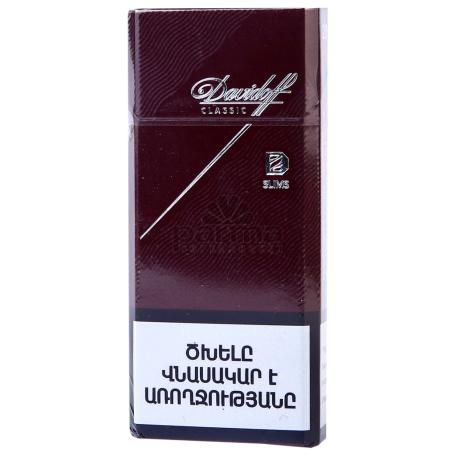 Ծխախոտ «Davidoff Classic Slims»