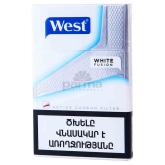 Ծխախոտ «West White»