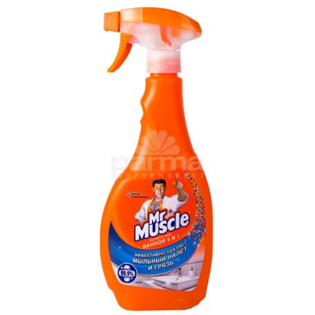 Հեղուկ լոգարանի «Mr. Muscle» 450մլ