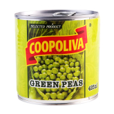 Կանաչ ոլոռ «Coopoliva» 425մլ