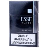 Ծխախոտ «Esse Mini Black»