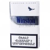 Ծխախոտ «Winston Silver»