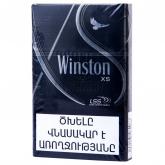 Ծխախոտ «Winston XS Silver»