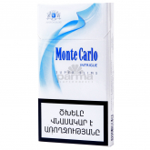 Ծխախոտ «Monte Carlo Slims Intrigue»
