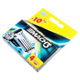 Ածելիի գլխիկներ «Gillette Mach3»
