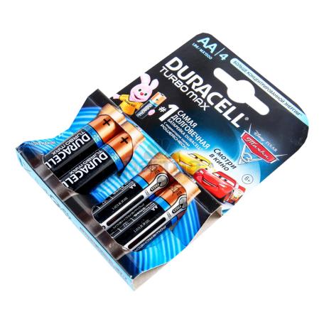 Մարտկոց «Duracell Ultra» 2A K+4