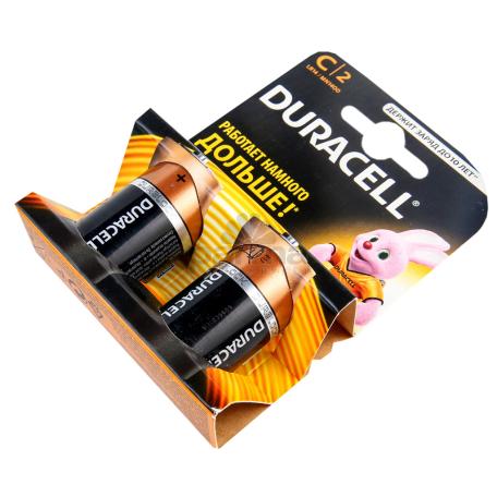 Մարտկոց «Duracell» C KX2