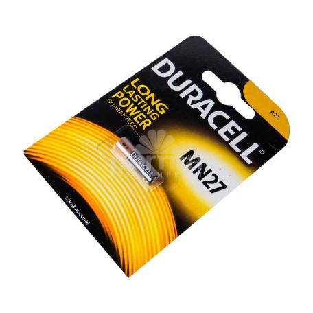 Մարտկոց «Duracell» MN27