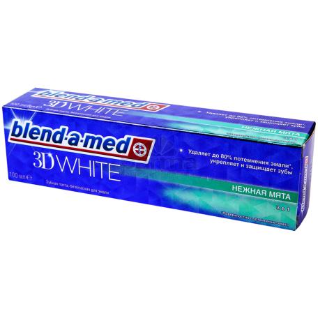 Ատամի մածուկ «Blend a Med 3D White» 100մլ