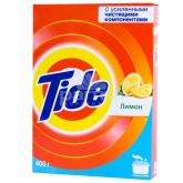 Փոշի լվացքի «Tide» ձեռքի, կիտրոն 450գ