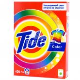 Փոշի լվացքի «Tide» ավտոմատ, գունավոր 450գ