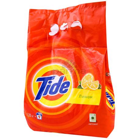 Փոշի լվացքի «Tide» ավտոմատ, կիտրոն 1.35կգ