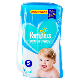 Տակդիրներ «Pampers Active Baby» №5 11-16 կգ