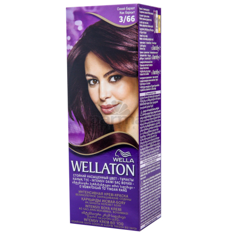 Մազի ներկ «Wellaton 3/66»