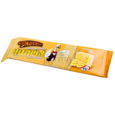 Չիպս «Օտ Մարտինա» պանիր 50գ