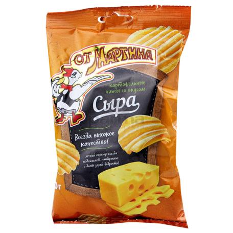 Չիպս «Օտ Մարտինա» պանիր 20գ