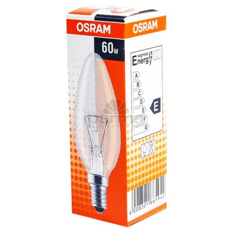 Լամպ «Osram Classic» B CL 60W/E14