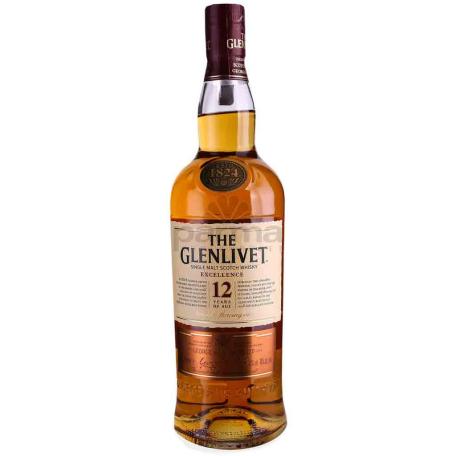 Վիսկի «The Glenlivet» 12տ 700մլ