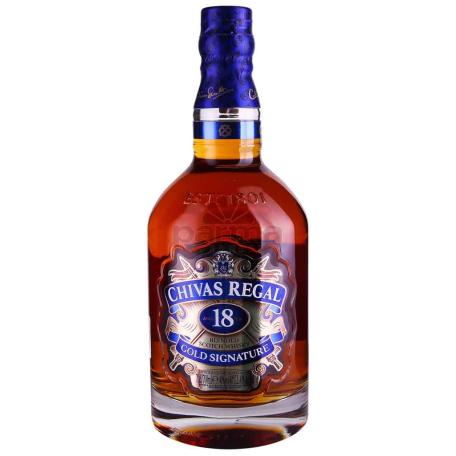 Վիսկի «Chivas Regal» 18տ 700մլ